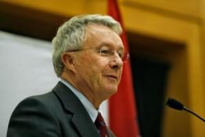 His Excellency Urs Ziswiler, Ambassador of Switzerland for the U.S.