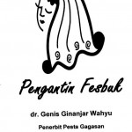 Pengantin Fesbuk, cover (courtesy of Genis Ginajar)